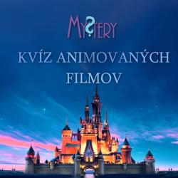 ONLINE Mystery kvíz animovaných filmov