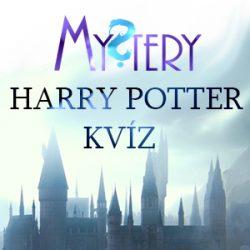 ONLINE Mystery Harry Potter kvíz