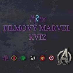ONLINE Mystery Marvel kvíz