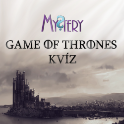 ONLINE Mystery Game of Thrones kvíz