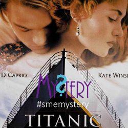 Online Mystery filmový Titanic kvíz