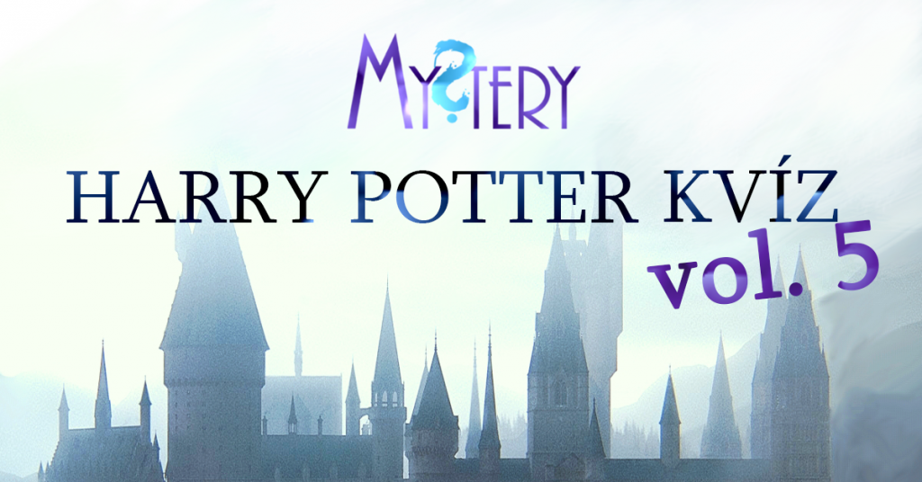 Mystery Harry Potter kvíz vol. 5