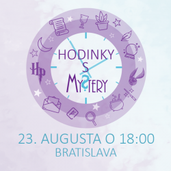 Hodinky s Mystery – Harry Potter