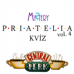 Mystery Priatelia kvíz vol. 4