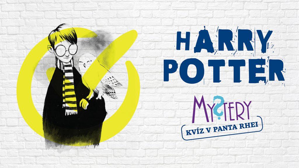 Mystery kvíz v Panta Rhei – Harry Potter