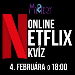Online Mystery Netflix kvíz