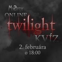 Online Mystery Twilight kvíz