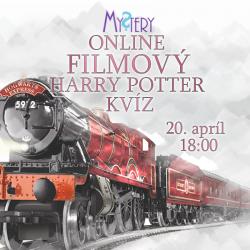 Online Mystery filmový Harry Potter kvíz vol. 3