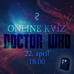 Online Mystery Doctor Who kvíz