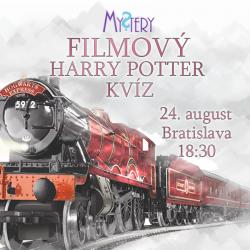 Mystery filmový Harry Potter kvíz